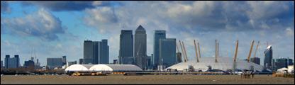 Sureste de Londres (BBC)