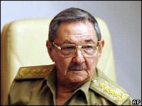 Raúl Castro, presidente interino de Cuba