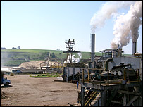 F�brica de etanol en Piracicaba
