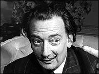 Salvador Dali, 1959