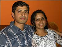 Sowmya and Sandeep