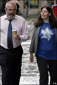 Paul Milling and Margaret Jones