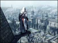 Screenshot from Assassin's Creed, Ubisoft
