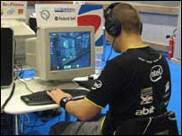 ESWC competition, Team Dignitas