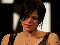 Jade Goody on Big Brother
