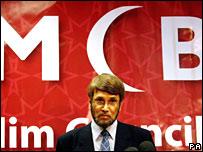 Dr Muhammad Abdul Bari of the Muslim Council of Britain