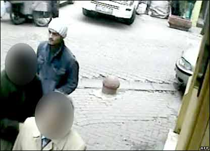 Alleged killer Ogun Samast, captured on CCTV
