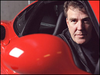 Top Gear promotional shot