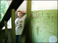Child in Chernobyl