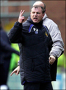 Wigan manager Paul Jewell is aware of the final score