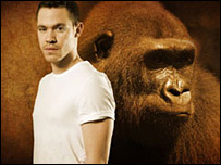 Will Young in Saving Planet Earth
