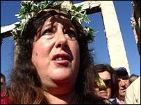 High Priestess Doretta Peppa
