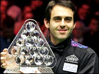 Ronnie O'Sullivan