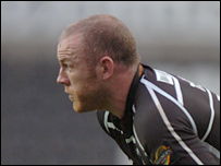 Flanker Steve Tandy will be a big loss to the Ospreys