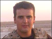 Lance Corporal Ryan Francis