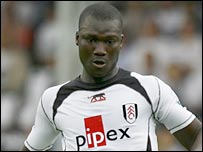 Wigan hope to complete the signing of Fulham's Diop