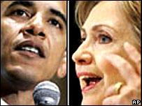 США готовы избрать президентом афроамериканца