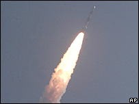 Indian space capsule launched on 10 January