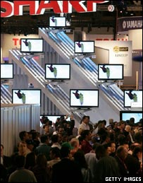 This year's Consumer Electronics Show, Las Vegas