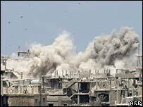 Nahr al-Bared (6 July2007)