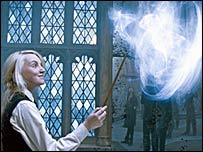 Evanna Lynch in Harry Potter and the Order of the Phoenix