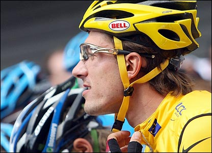 Switzerland?s Fabian Cancellara