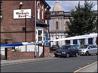 Workers Rest pub, Willenhall