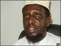 Sheikh Sharif Sheikh Ahmed