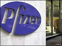 Pfizer office