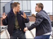 Scene from The Departed