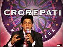 Shak Rukh Khan on Millionaire
