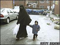 Family in Blackburn