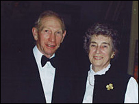 John and Norma Carruthers