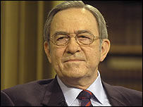 Greece's former King Constantine II (file photo)