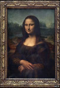 Leonardo Da Vinci's Mona Lisa