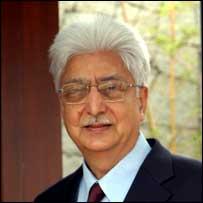 Azim Premji, CEO Wipro