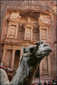 Ancient capital of Petra