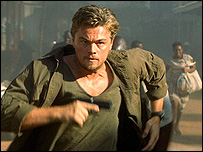 Leonardo DiCaprio in Blood Diamond