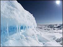Arctic landscape in Nunavut, Canada
