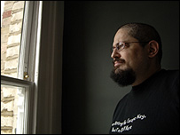Charles Stross Picture copyright: Charlie Hopkinson