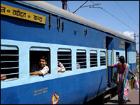 India train