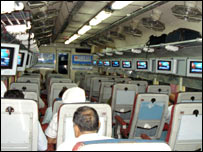Shatabdi Express train