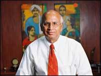 TCS CEO  Ramadorai