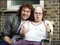 Scene from BBC show Little Britain