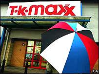 A TK Maxx