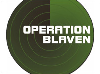 Operation Blaven logo