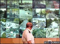 Living in a surveillance society