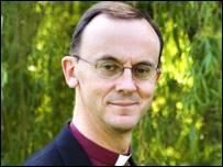 The Right Reverend Dr John Inge