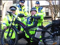 Powercruiser bikes