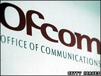 Ofcom's logo